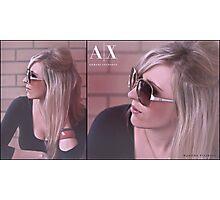 AX Photographic Print