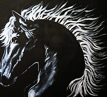 HORSE by Dawn B Davies-McIninch