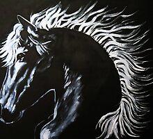 HORSE by Dawn B Davies-McIninch