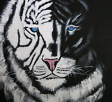 SHADOW TIGER by Dawn B Davies-McIninch