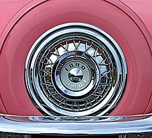 T-BIRD CONTINENTAL KIT -PINK by Rich Norris