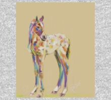 Foal paint Kids Tee