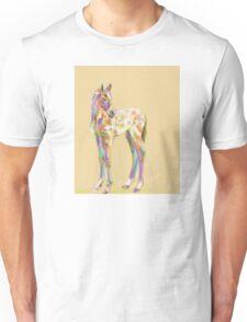 Foal paint Unisex T-Shirt