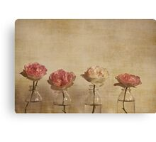 Cherished Canvas Print
