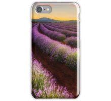 Bridestowe Lavender Farm Sunset iPhone Case/Skin