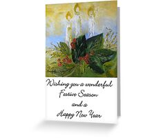 A Card for Christmas Greeting Card