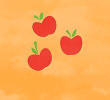 Applejack (Cutie Mark) by Owlyfeathers