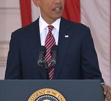 Barack Hussein Obama II by Matsumoto