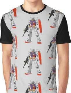 RX-78 Gundam Graphic T-Shirt