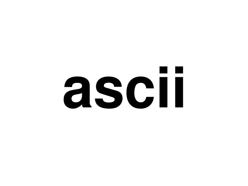 One Line Ascii Art Metal : Ascii art prints redbubble