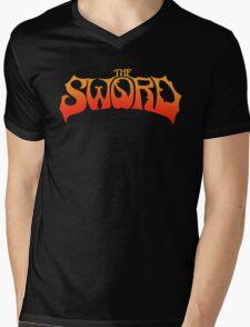 The Sword-Music Mens V-Neck T-Shirt