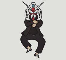Gundam Style Helmet by Ely Prosser