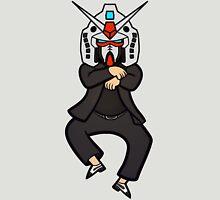 Gundam Style Helmet Unisex T-Shirt