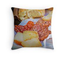 Tuscan Picnic Throw Pillow