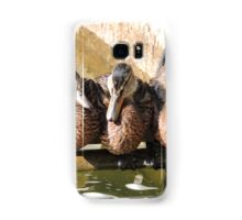 A Perch for Three Samsung Galaxy Case/Skin
