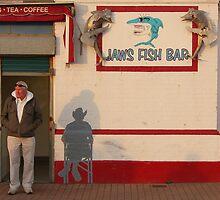 Jaws Fish Bar, Brighton by KUJO-Photo