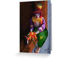 Oh Mabeline! Greeting Card