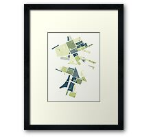The Lower Field Framed Print