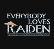 Everybody Loves Raiden Kids Tee