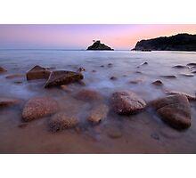 Portelet Bay (Jersey C.I) Photographic Print