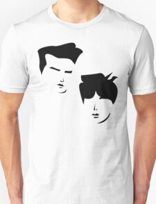 Morrissey and Johnny Marr, The Smiths T-Shirt