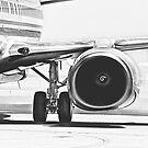 Boeing 737 & CFM56 Turbofan Engine by Buckwhite