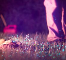 The Grass, It Glows by Jfarewell