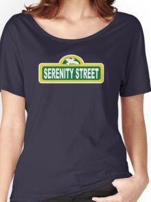 SHINY PLACE Women's Relaxed Fit T-Shirt