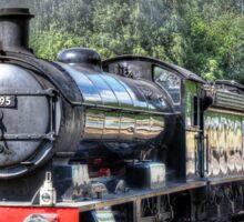 63395 - Q6 Class Locomotive Sticker
