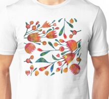 Buds and Flowers Unisex T-Shirt