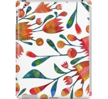 Buds and Flowers iPad Case/Skin