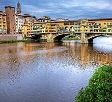 Florence / Ponte Vecchio  (see large) by John44