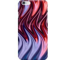 Abstract Flames iPhone Case/Skin