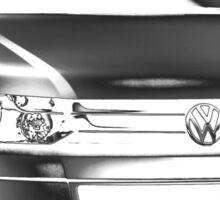 VW T5 Multivan Sticker