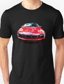 Red Cars Go Faster T-Shirt
