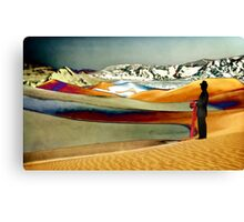 Dune Watcher Canvas Print