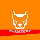 Pirandello/Kruger by bigwhiteyeti