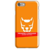 Pirandello/Kruger iPhone Case/Skin