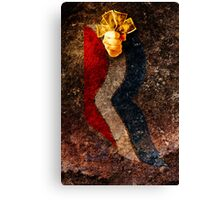 Believe in America. Sign of the times. Canvas Print