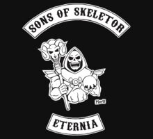 Sons of Skeletor by Chris Patrick Carolan