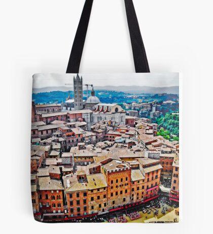 Historic Siena Tote Bag