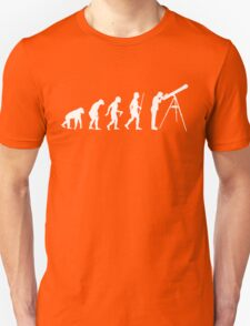 Astronomy Evolution T Shirt T-Shirt