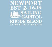 Newport Sailing Capitol Unisex T-Shirt