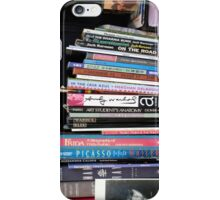 My Book Shelf iPhone Case/Skin