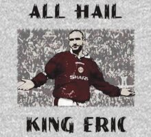 Eric Cantona - The King by Kuilz