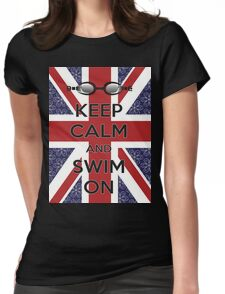 Swim London Womens Fitted T-Shirt