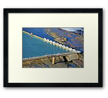Chaotic Peace - NSW Framed Print