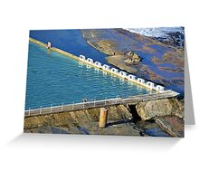 Chaotic Peace - NSW Greeting Card