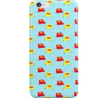 Tongue Twister Red lorry yellow lorry iPhone Case/Skin