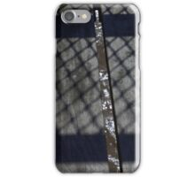 Lines and more lines iPhone Case/Skin